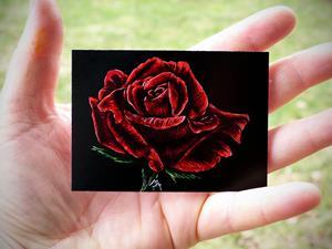 Detail Image for art Full Bloom (SOLD)