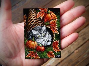 Detail Image for art Kitty Blessings
