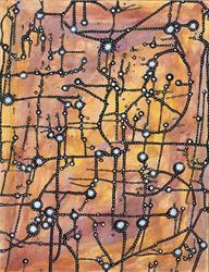 Art: SkyTunnels by Artist Wendy L. Gonick