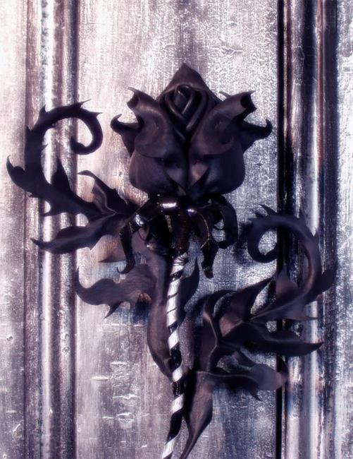 Art: Sea Dragon by Artist Barbara Doherty (MidnightZodiac Leather)