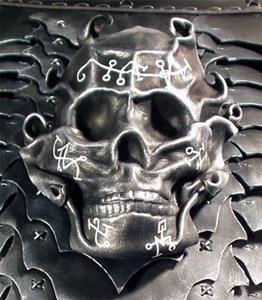 Detail Image for art Vulture Skirt (back)