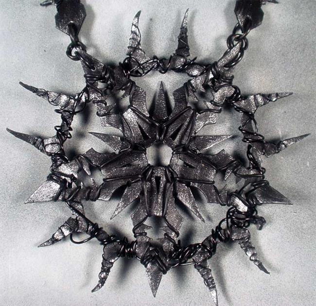 Art: Serpentus by Artist Barbara Doherty (MidnightZodiac Leather)