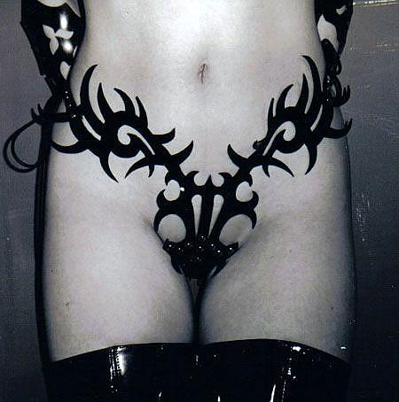 Art: Antlers by Artist Barbara Doherty (MidnightZodiac Leather)