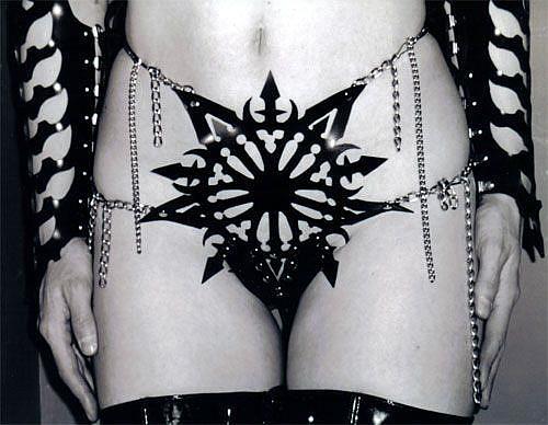 Art: Pentacle by Artist Barbara Doherty (MidnightZodiac Leather)