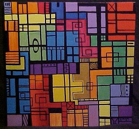 Art: LOST MEMORIES by Artist Rosemary Margaret Daunis
