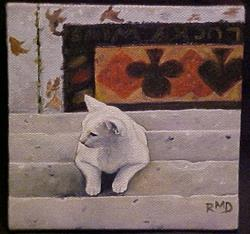 Art: LUCKY by Artist Rosemary Margaret Daunis