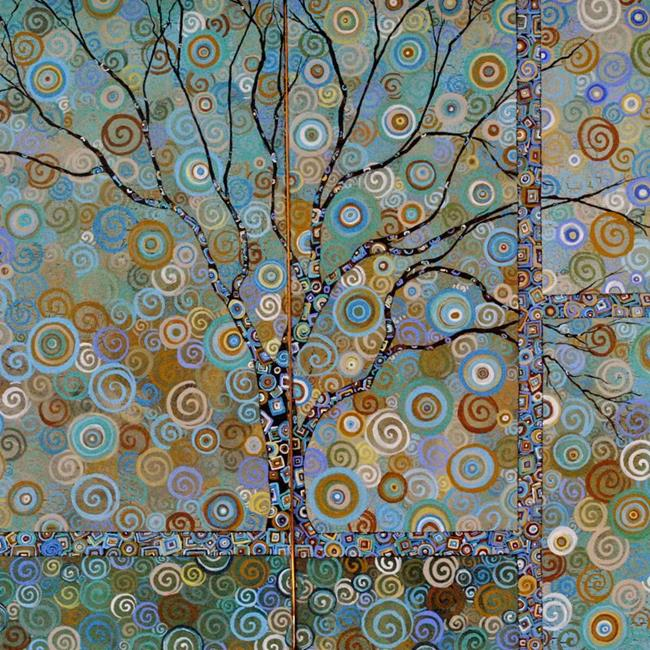 Art: Gaia's Embrace ~ Sold by Artist Dana Marie