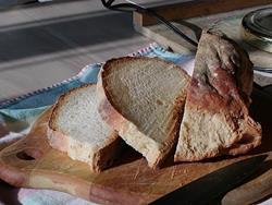 Art: Maltese Bread - a Study by Artist Victor McGhee