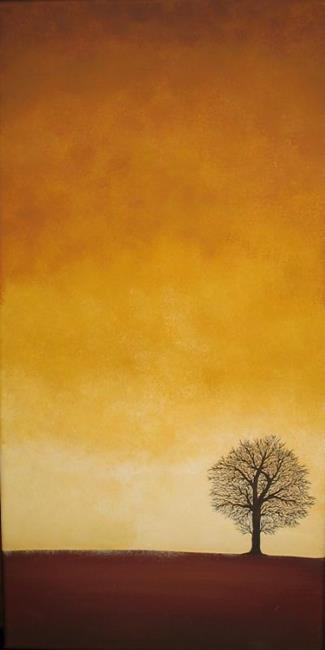 Art: Autumn's Song-SOLD by Artist Patrick E Zatloukal