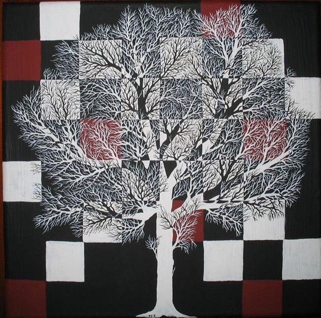 Art: The Memory of Trees - SOLD by Artist Patrick E Zatloukal