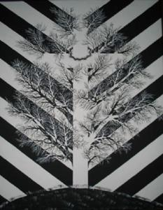 Detail Image for art The Memory of Trees - SOLD