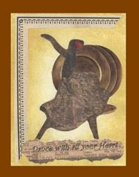 Art: 'Dance with all Your Heart' by Artist Charlene Murray Zatloukal