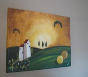 Detail Image for art Villa del Chianti