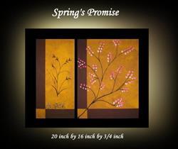 Art: Spring's Promise by Artist Patrick E Zatloukal