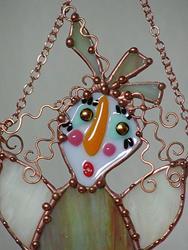 Art: Pippy the Zany Angel by Artist Dianne McGhee