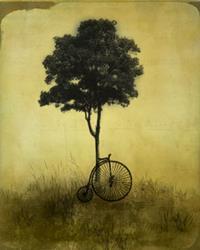 Art: Resting by Artist Charlene Murray Zatloukal