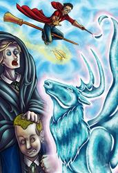 Art: Fanart: Harry Potter Chapter 13 Book 3 by Artist Erika