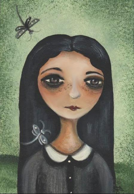 Art: Cicely by Artist Charlene Murray Zatloukal