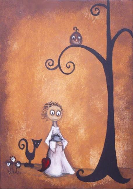 Art: All That Matters by Artist Charlene Murray Zatloukal