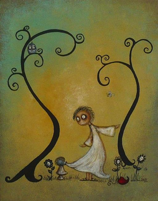 Art: Let Go by Artist Charlene Murray Zatloukal