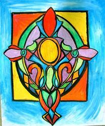 Art: Faith by Chris Jeanguenat