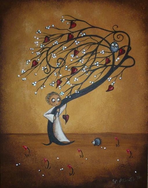 Art: I Gotta Feeling - sold by Artist Charlene Murray Zatloukal
