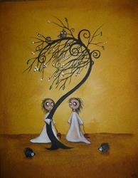 Art: Per Chance by Artist Charlene Murray Zatloukal