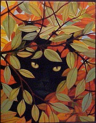 Art: SUMMER INTO FALL by Artist Rosemary Margaret Daunis
