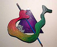 Art: The Siren  by Artist Victor McGhee