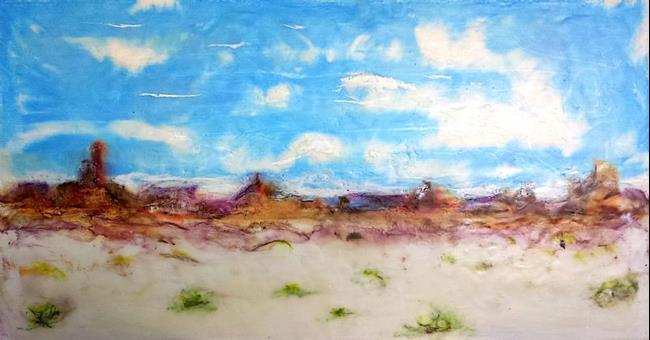 Art: Arizona Four Sisters by Artist Victor McGhee