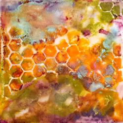 Art: Honeycomb by Artist Victor McGhee
