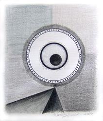 Art: Balancing Orb by Artist Wendy L. Gonick