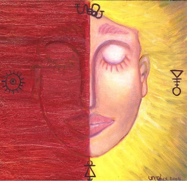 Art: Enlightened by Artist Victor McGhee