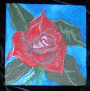 Detail Image for art RoseOpening