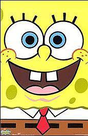 Detail Image for art Sponge Bob Squarepants