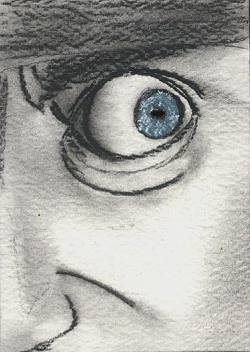 Art: He's got Marty Feldman Eyes by Artist Victor McGhee