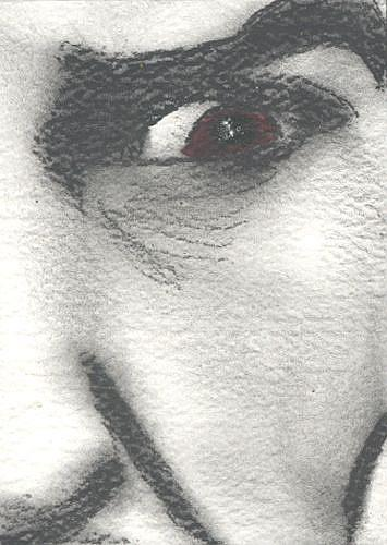 Art: Mr Vincent Price by Artist Victor McGhee