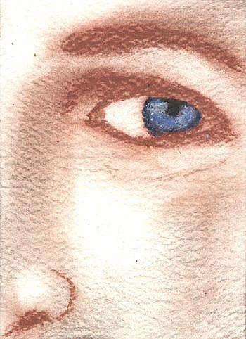 Art: Princess Diana by Artist Victor McGhee