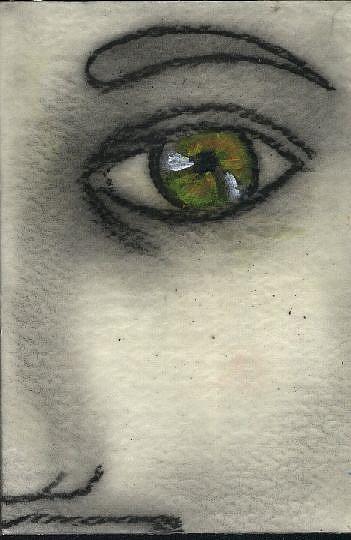 Art: Mystique by Artist Victor McGhee