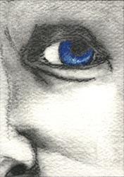Art: David's Worry by Artist Victor McGhee