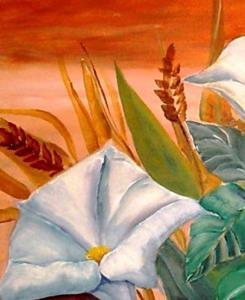 Detail Image for art Moonflowers