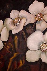 Detail Image for art Moonlight Garden