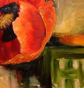 Detail Image for art Oriental Poppies