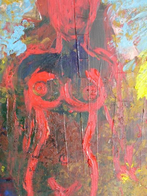 Art: WOMAN by Artist Eridanus Sellen