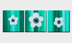 Art: FLOWER POWER MINT by Artist Kate Challinor