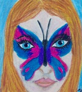 Detail Image for art BUTTERFLY LOVE
