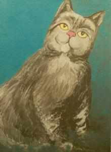Detail Image for art CAT TWO