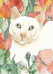 Art: Yuki by Artist Gretchen Del Rio