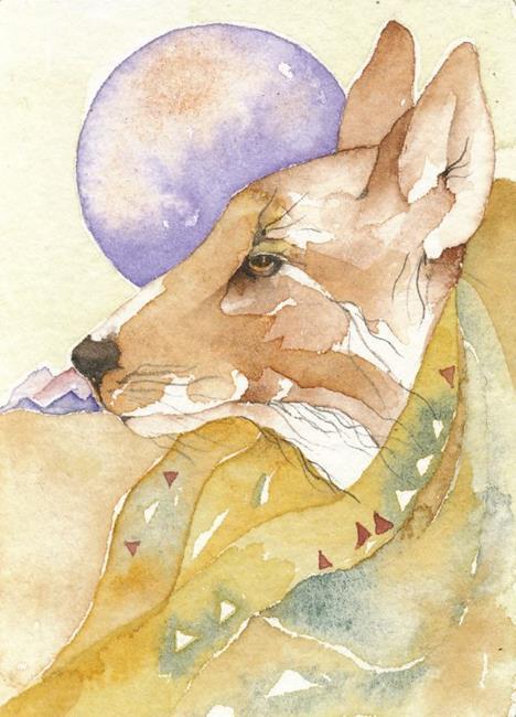 Art: CURANDERO by Artist Gretchen Del Rio