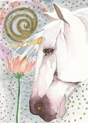 Art: 'ALICOM' by Artist Gretchen Del Rio